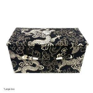 Deluxe brocade box
