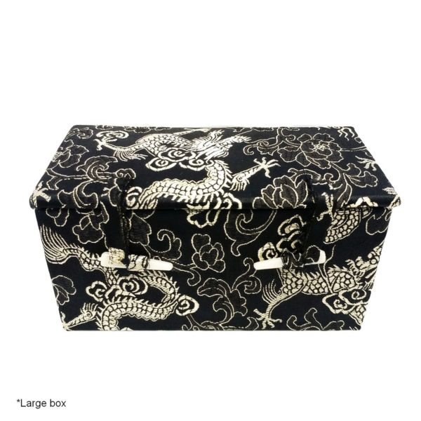 Deluxe brocade box