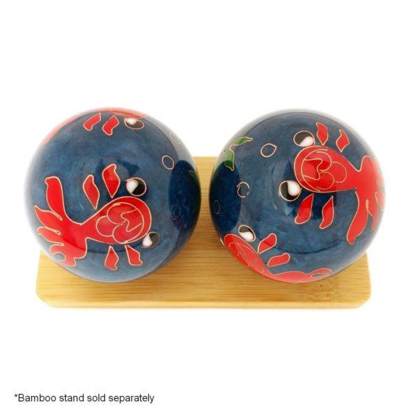 Goldfish Baoding Balls