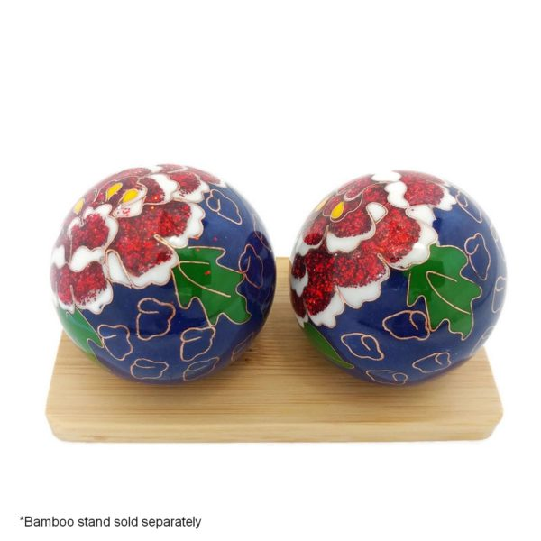 Peony Baoding Balls