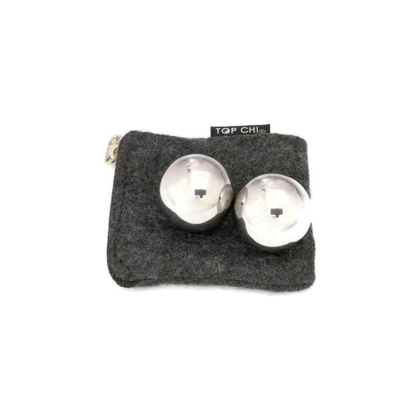 1 Inch steel balls with pouch